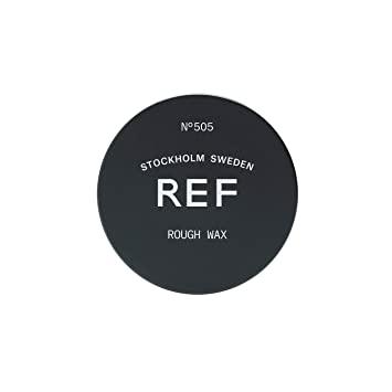 Воск сильной фиксации для волос Rough Wax REF Швеция 85 мл(р) — фото №1