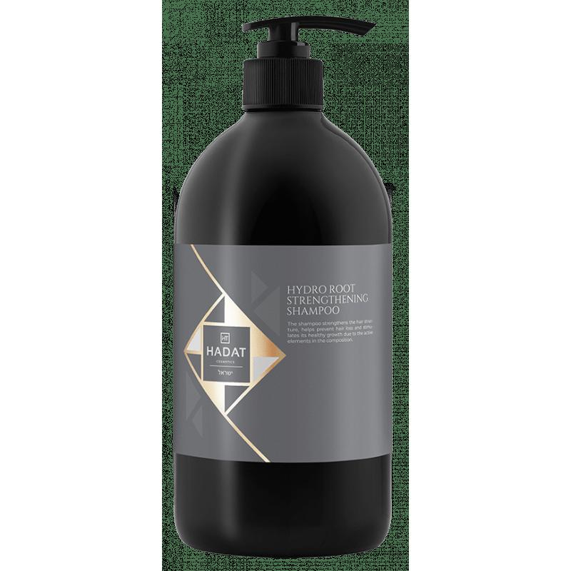 Шампунь для стимуляции роста волос Hydro Root Strengthening Shampoo Hadat Испания 250 мл(р) — фото №1