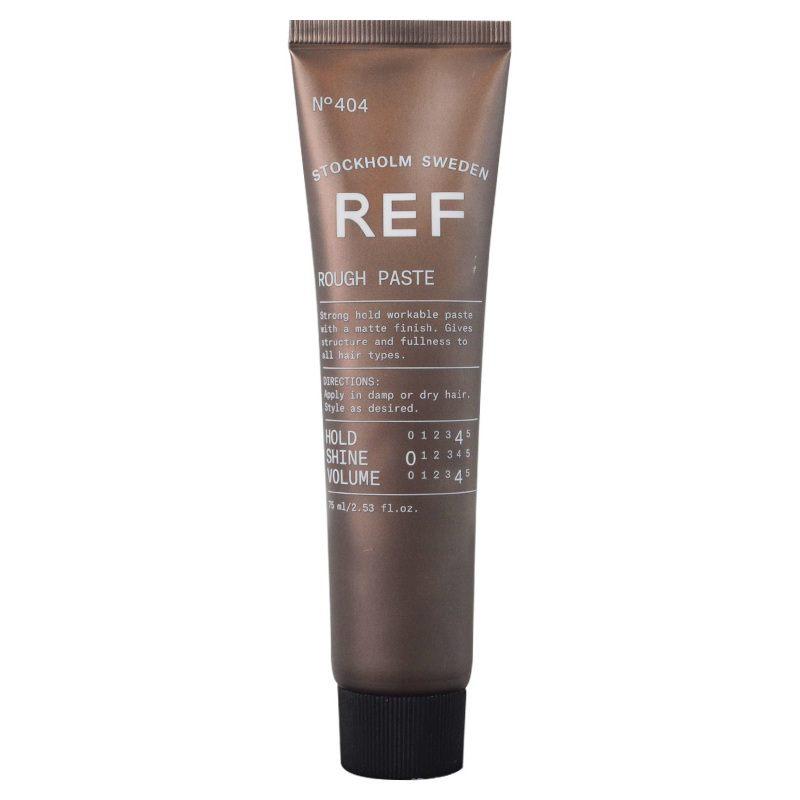 Моделирующая паста для укладки волос Rough Paste REF Швеция 75 мл(р) — фото №1