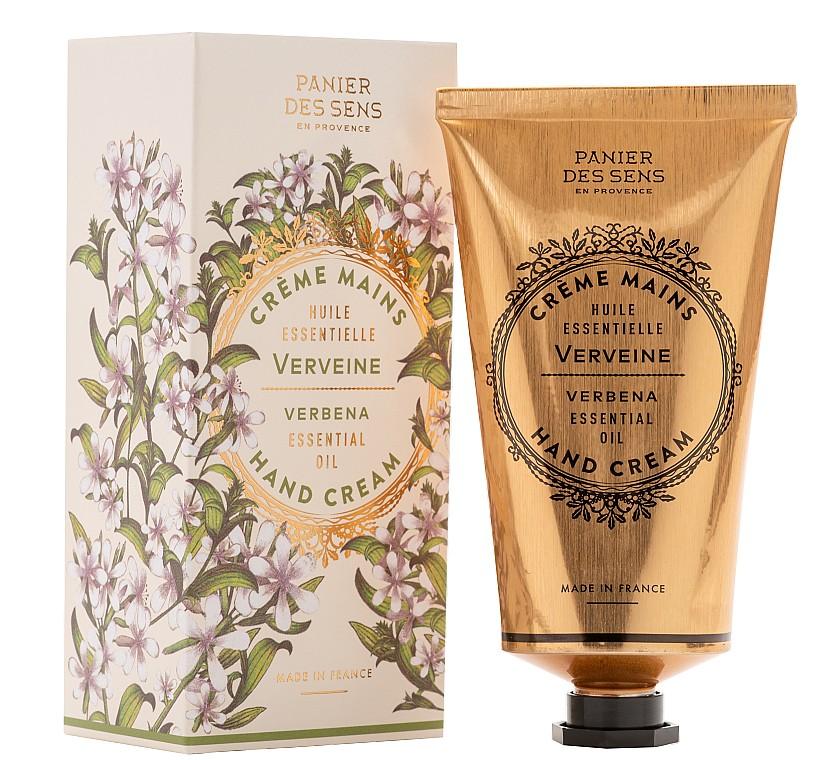 "Крем для рук ""Вербена"" Verbena Hand Cream Panier Des Sens Франция 75 мл(р) — фото №1"