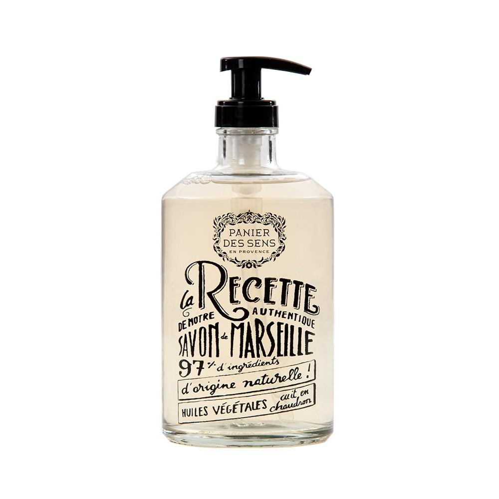 """Марсельское жидкое мыло """"Роза"""" Panier Des Sens Франция 500 мл(р) — фото №1"""