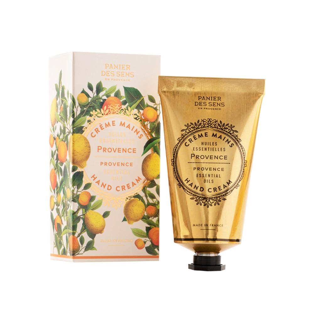 "Крем для рук ""Прованс"" Provance Hand Cream Panier Des Sens Франция 75 мл(р) — фото №1"