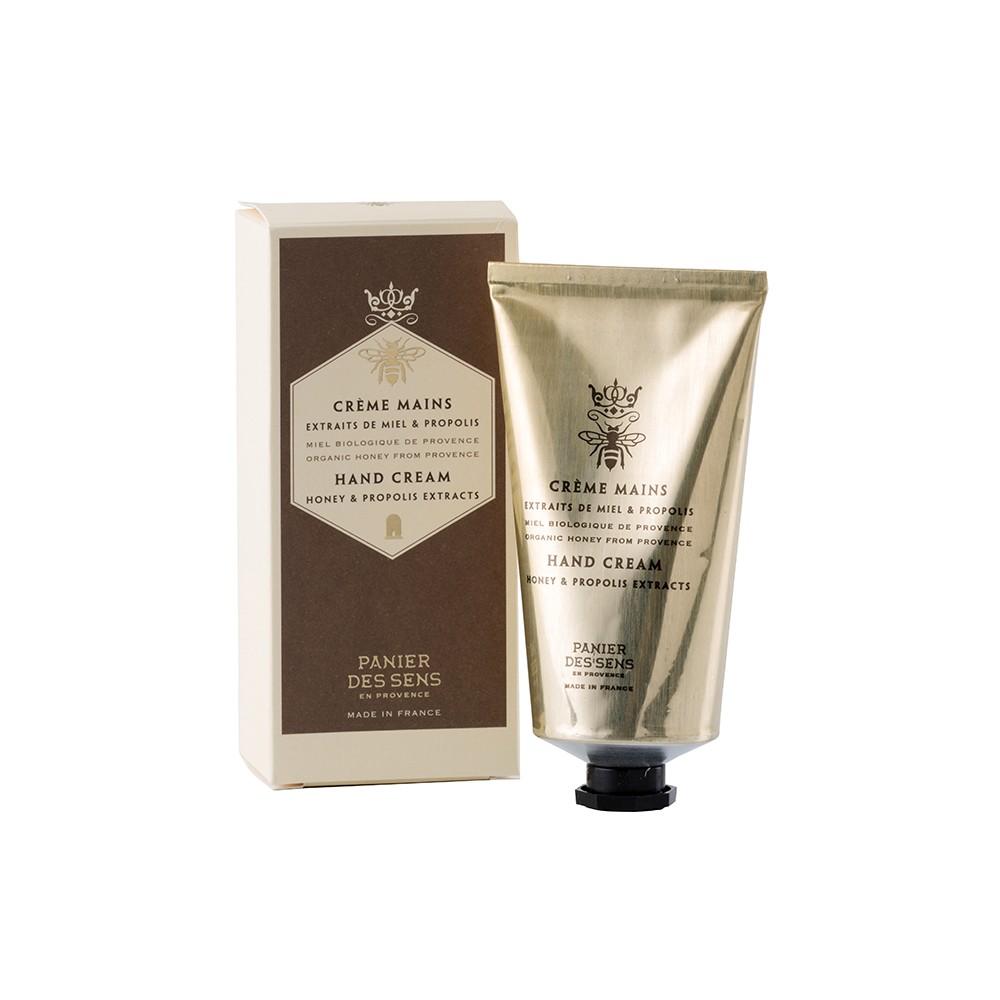 """Крем для рук """"Мёд"""" Royal Hand Cream Panier Des Sens Франция 75 мл(р) — фото №1"""