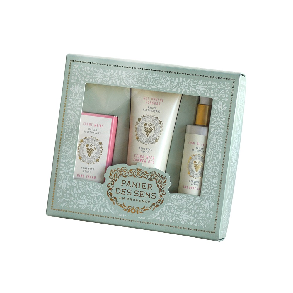 Набор Collector Box-12 Hard Cream Panier Des Sens Франция 1 уп(р) — фото №1